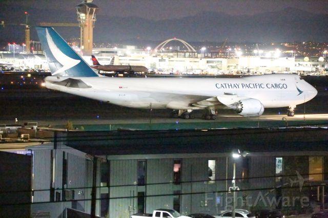 Boeing 747-400 (B-LJB)