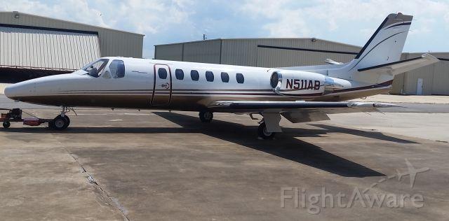 Cessna Citation II (N511AB)