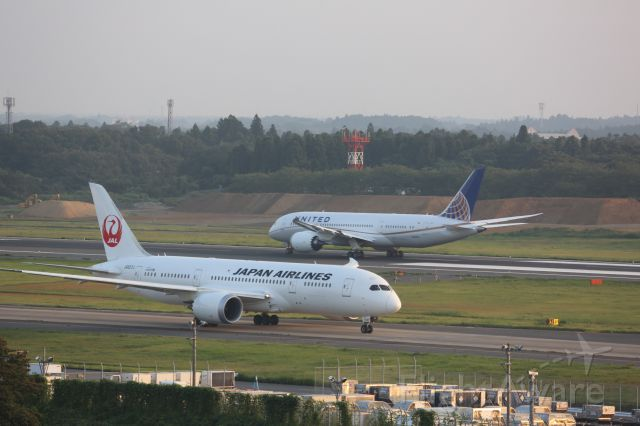 Boeing 787-8 (JA827J)