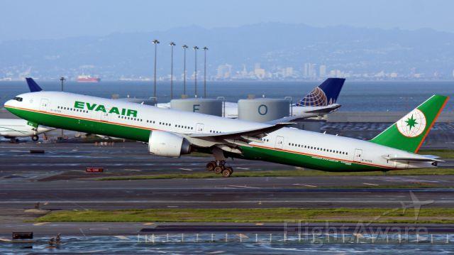 BOEING 777-300ER (B-16708)