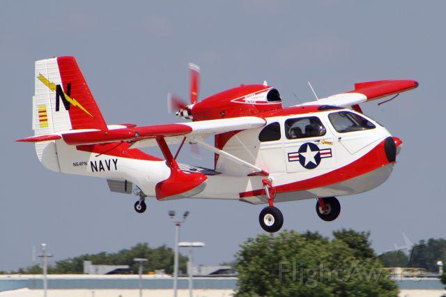 REPUBLIC Seabee (N64PN) - August 2011 - Airventure.