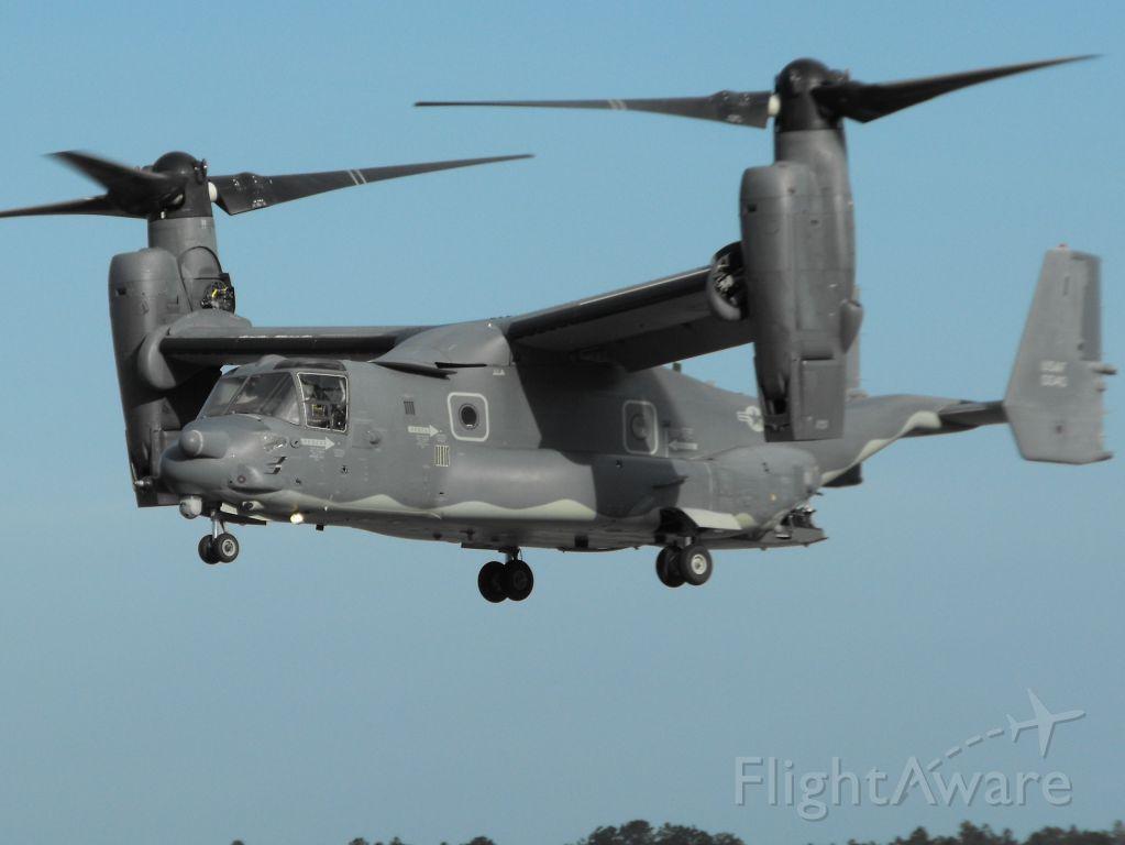 Bell V-22 Osprey (09-0040) - USAF MV-22 doing some stop-n-go