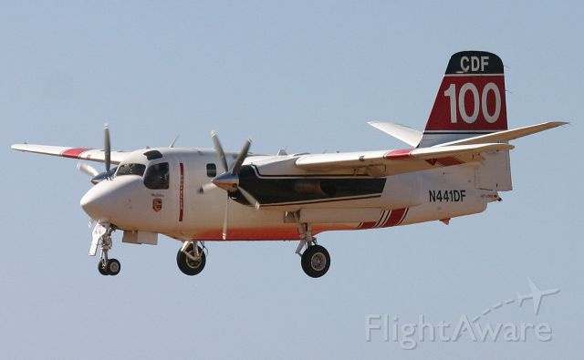MARSH Turbo Tracker (N441DF) - KRDD Calfire Tanker 100 returning to Redding for more fire retardnant for the Boles Fire Sept 2014. If I knew how to fly and was very wealthy - this is my plane of choice!