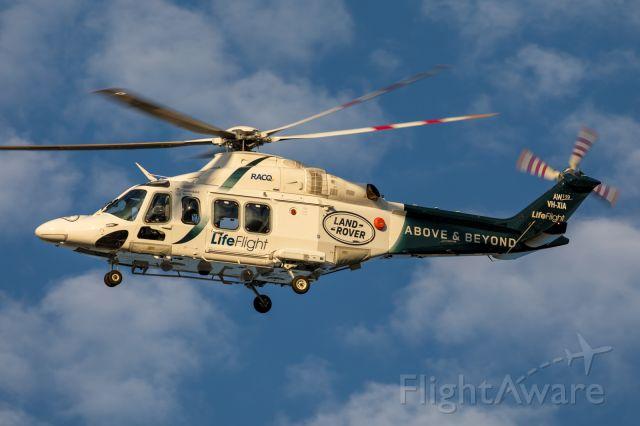 BELL-AGUSTA AB-139 (VH-XIA)