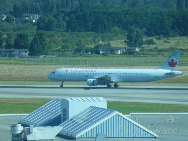 Airbus A320 (C-GITU)