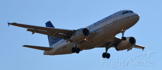 Airbus A319 (N851UA)