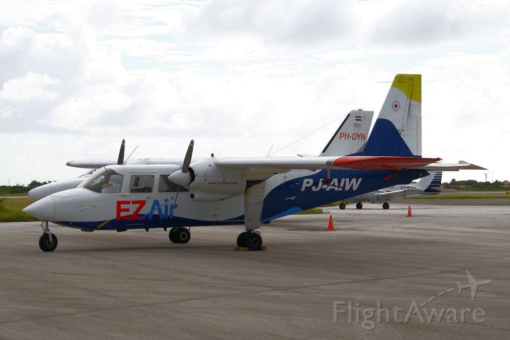 ROMAERO Islander (PJ-AIW)