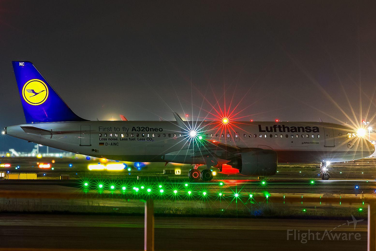Airbus A320 (D-AINC)