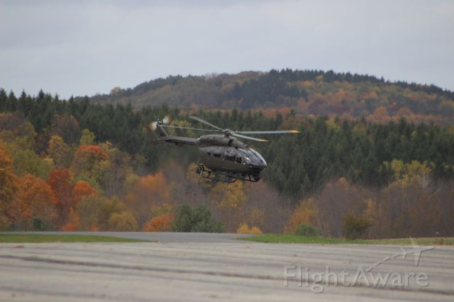 N72302 — - 72302 EUROCOPTER UH-72 LAKOTA UNITED STATES ARMY VERMONT ARMY NATIONAL GUARD<br />KDDH William H. Morse State Airport Bennington, Vermont<br />Photo taken by Christopher Wright