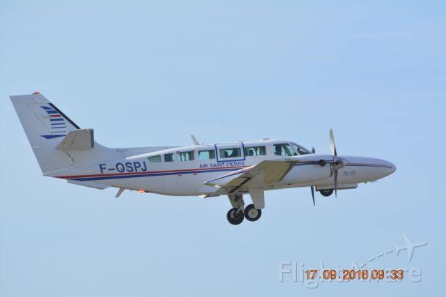 Cessna F406 Vigilant (F-OSPJ)