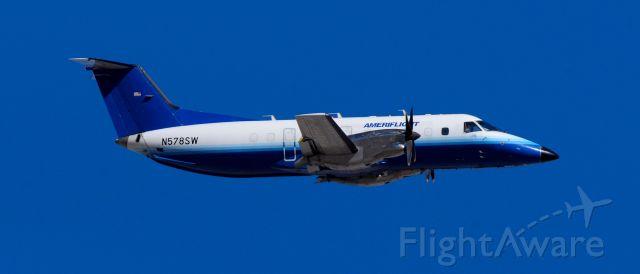 Embraer EMB-120 Brasilia (N578SW) - phoenix sky harbor international airport 18FEB21