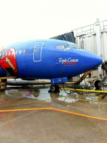 BOEING 737-300 (N746W)