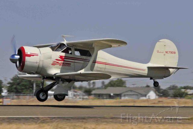 Beechcraft Staggerwing (N79091)