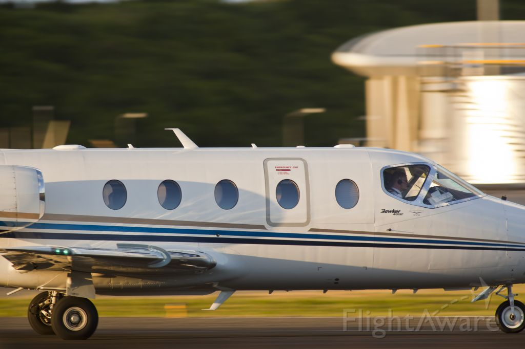 Beechcraft Beechjet (N475TM)