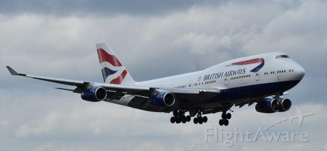 Boeing 747-400 (G-CIVT)