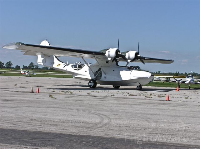 Canadair CL-1 Catalina (C-FPQL) - CANSO AT BRANTFORD,ONTARIO