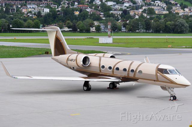 Gulfstream Aerospace Gulfstream IV (D-AFLY)