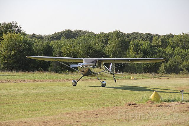Cessna 140 (N2809N) - A 1947 vintage C-140 takes off from T-14.