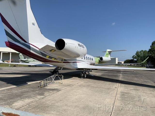 N543GD — - Gulfstream Prototype Life