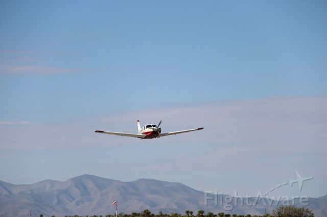 Piper Saratoga (XB-MHX)