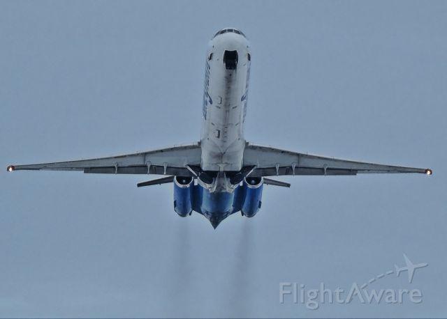McDonnell Douglas MD-83 (N878GA)