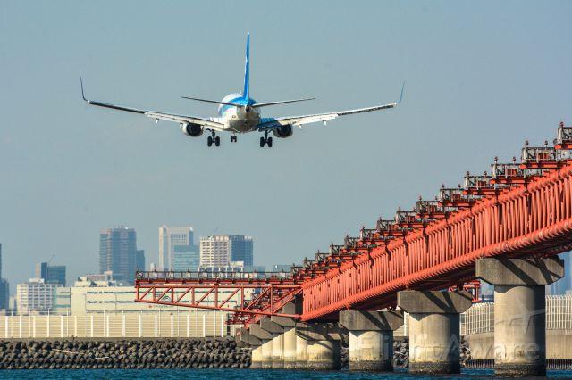 Boeing 737-800 (JA60AN)