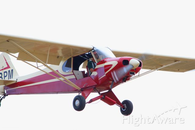 ZK-BPM — - Piper PA-18 Seen at Bridge Pa Aerodrome