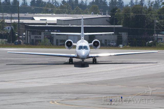 Cessna Citation Sovereign (N789H)