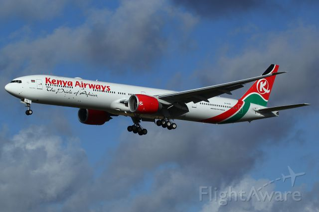 BOEING 777-300 (5Y-KZZ)