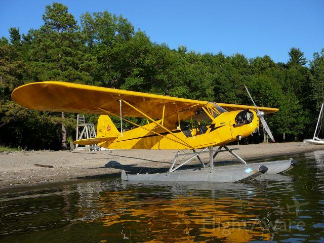 N1586N — - Beached at Camp Kiniya, VT