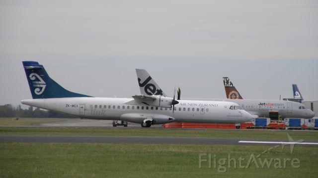 ATR ATR-72 (ZK-MCX)