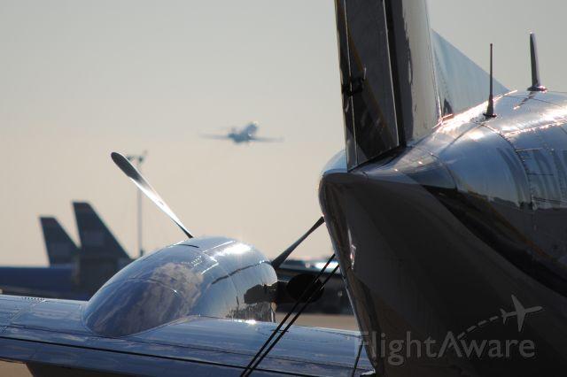 Beechcraft Bonanza (36) (N1116A) - On the tarmac at RDU