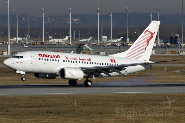 BOEING 737-600 (TS-IOQ)