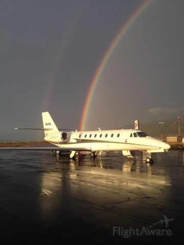 Cessna Citation Sovereign (N885M)