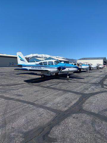 Piper Apache (N580SP)