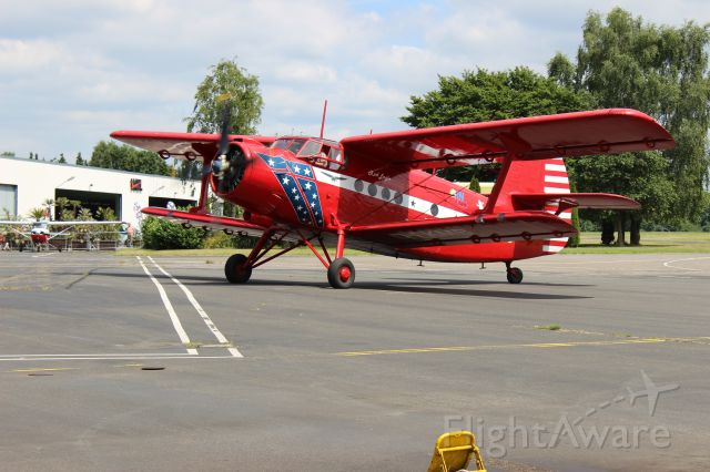 Antonov An-2 (D-FKMB) - The Red Eagle