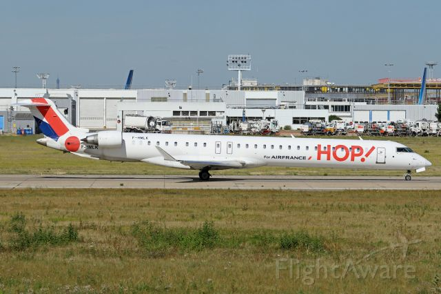 Canadair Regional Jet CRJ-100 (F-HMLK)