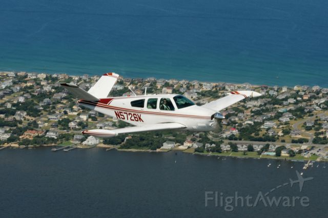 Beechcraft 35 Bonanza (N5726K) - Photograph by Greg Wright of Kings Mill Photography