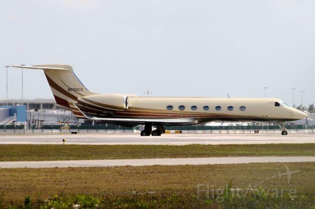 Gulfstream Aerospace Gulfstream V (N760CC) - Challenger Management LLC