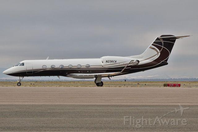 Gulfstream Aerospace Gulfstream IV (N236CA)