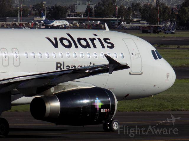 Airbus A319 (N509VL)