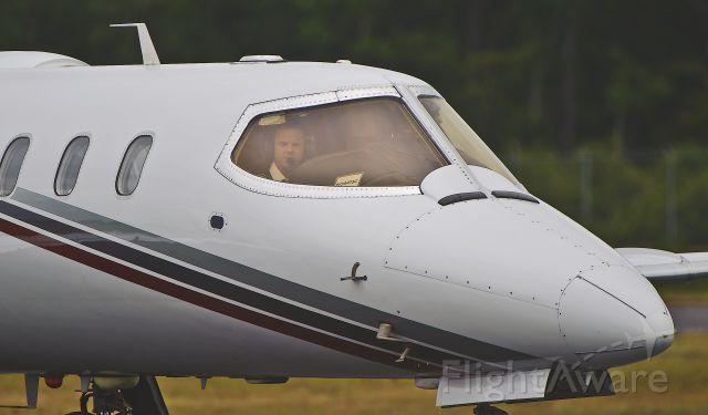 Learjet 31 (N744N) - Cape May County Nj