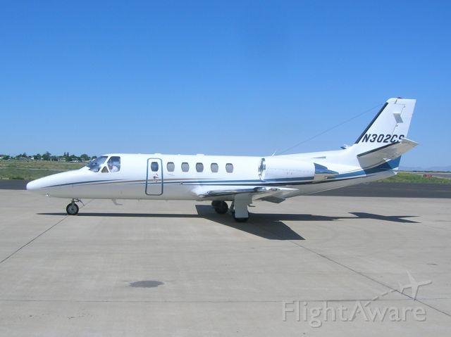 Cessna Citation II (N302CS)