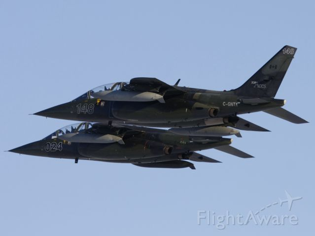 DASSAULT-BREGUET/DORNIER Alpha Jet (C-GGTA) - Cheetah 24+1