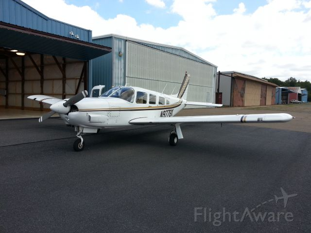 Piper Saratoga/Lance (N9776K)