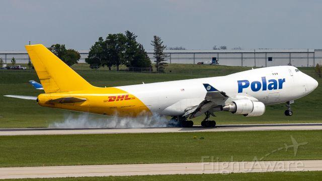 Boeing 747-400 (N451PA)