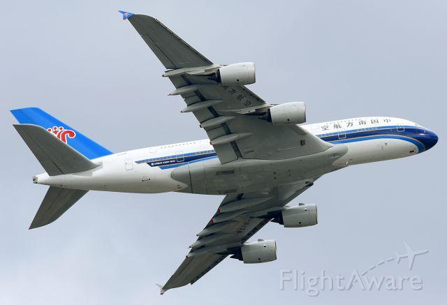 Airbus A380-800 (B-6138)