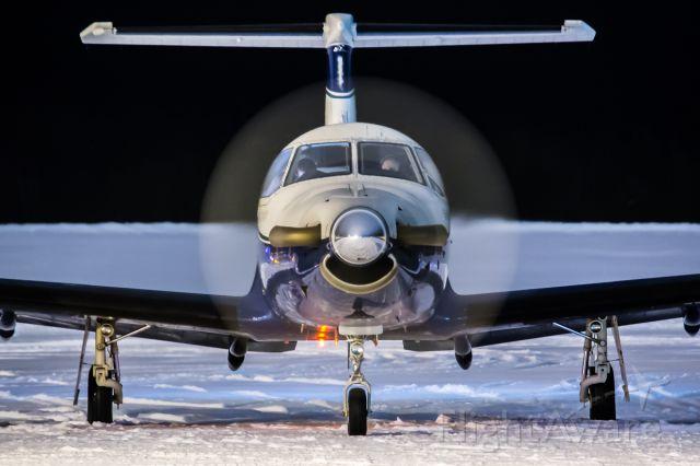 Pilatus PC-12 (C-FAXY)