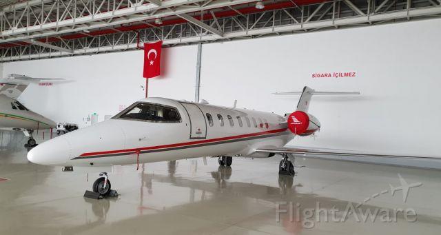 Learjet 45 (TC-RSD)