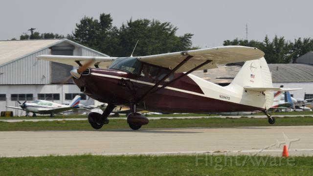 Piper 108 Voyager (N39470) - Airventure 2018